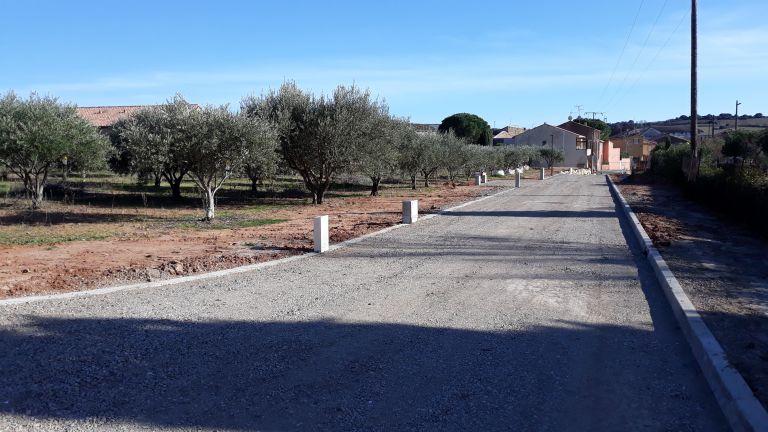 le clos des oliviers