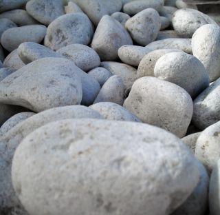 Gravier Blanc Pur Roulé 40‑60