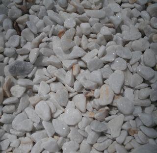 Gravier Blanc Pur Roulé 8‑12